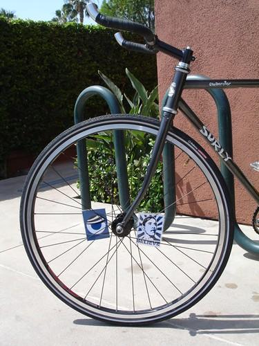 Universal Bike Racks