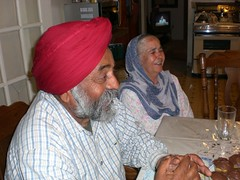 Sukhjit's Dad & Mom