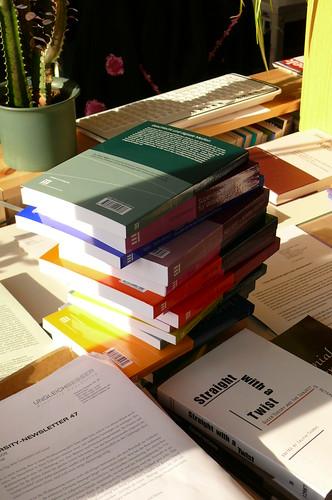 Bücher, Bücher noch mehr Bücher