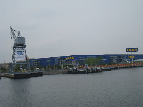 Ikea in Red Hook