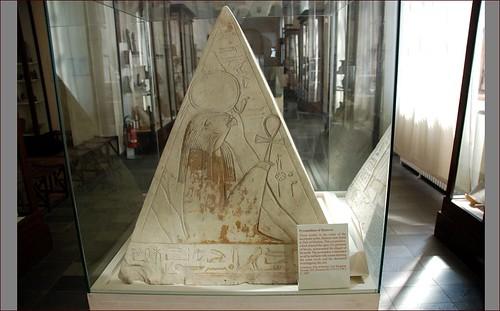 2008_0610_160355AA Egyptian Museum, Turin por Hans Ollermann.