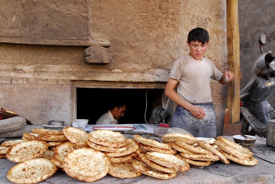 南疆人文-喀什大巴札