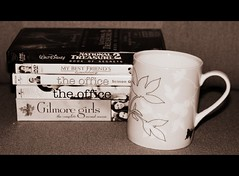 Rainy Day (Day 14) (Mark 8:34 Photography) Tags: wedding girls friends coffee this is office treasure best starbucks national movies today gilmore