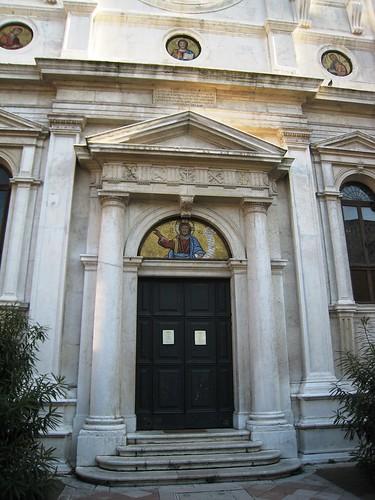 Greci entrance