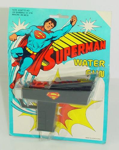 SUPERMAN PISTOLA