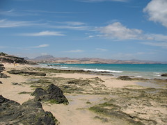 Sotavento Beach (blackvampire) Tags: vacation holiday beach fuerteventura costacalma sotaventobeach sotaventobeachclub