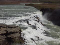 Gulfoss (norvegia2005sara) Tags: iceland north deep waterfalls 2008 gulfoss islanda theearth norvegia2005sara águasdivinas journeytothecenterof