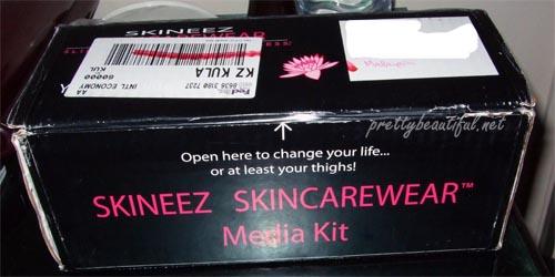 skineez skincarewear