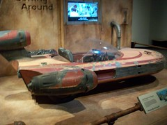 Star Wars exhibit @ the Science Museum of MN (betsyowl) Tags: starwars