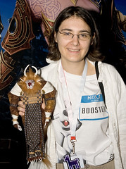 Fan-Made Char Plush Doll (ArenaNet) Tags: pax guildwars pax2007