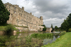 Warwick Castle- By the river (Theresa Elvin) Tags: england castle river britain warwick warwickcastle mywinners top20travel anticando