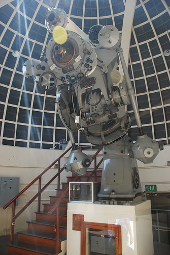 "Griffith Observatory - Zeiss 12"" Refracting Telescope"