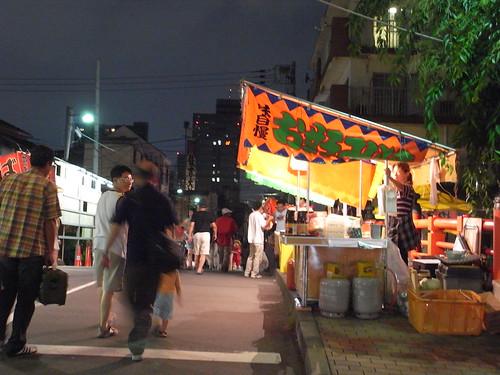 Tsukuda-Sumiyoshi Shrine Festival 2008