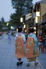 Candid photo #57 (Onihide) Tags: beautiful kyoto gorgeous maiko gionkobu removedfrommmountgroupfortags mamechiho mamehana
