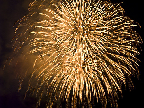 HSBC 2008 FireWorks