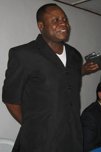 Governor of Maniema gives closing remarks
