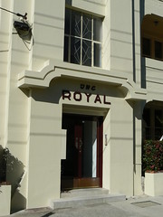 Entrance, The Royal, St Kilda