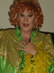 Drag Show at Goodfellows Music Bar in Magalluf (Central Auctioneers) Tags: gay boys lady queer transvetite