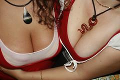 """ciondoli (Paolo """"Dizio"""" Ciot) Tags: girls summer italy hot sexy girl model italian friend italia models 49 cleavage ragazza badgirl pt1 744 cleave modella dizio gothicculture"""