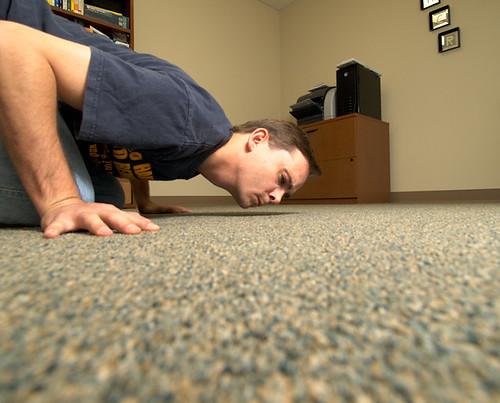 29/365 Clean Carpets