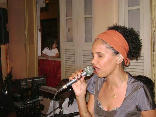 Teresa Cristina e Semente