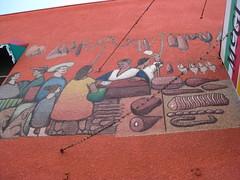 Me Gusta Mural by Rigel Sauri