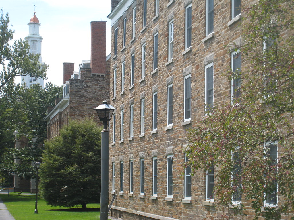 North Residence Hall - Attractions/Entertainment - 198 College Hill Rd, Clinton, NY, US