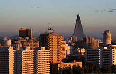 Annyeonghaseyo, Pyongyang (ShanLuPhoto) Tags: city travel hotel north korea dprk  ryugyong