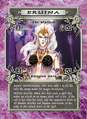 Eruina from Heroes of Might and Magic 5 Dungeon faction