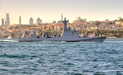 "Turkish Navy patrol boat P333 ""Tufan"", Istanbul, Turkey, 8 September 2008 (Ivan S. Abrams) Tags: coastguard docks turkey boats nikon mediterranean ataturk ships istanbul maritime getty lighters nikkor tugs straits ports nikondigital blacksea gallipoli ferries harbors watercraft bosphorus tugboats gettyimages vessels freighters tankers harbours cruiseships barges smrgsbord smorgasbord warships destroyers ferryboats navyships speedboats frigates internationaltrade classicboats seaofmarmara navies containerships portcities navalvessels bulkcarriers nikonprofessional chokepoints onlythebestare boatnerd ivansabrams trainplanepro nikond300 internationalshipping sealanes ivanabrams worldwideshipspotters servicecraft gettyimagesandtheflickrcollection smorgasborf feriobots coastalfreighters marinecommerce internationalcommerce maritimecommerce seaportsseaportmaritime crossroadsasiaeuropebosforbogazasia minorboxesintermodal tugobats copyrightivansabramsallrightsreservedunauthorizeduseofthisimageisprohibited tucson3985gmailcom copyrightivansafyanabrams2009allrightsreservedunauthorizeduseprohibitedbylawpropertyofivansafyanabrams unauthorizeduseconstitutestheft thisphotographwasmadebyivansafyanabramswhoretainsallrightstheretoc2009ivansafyanabrams"