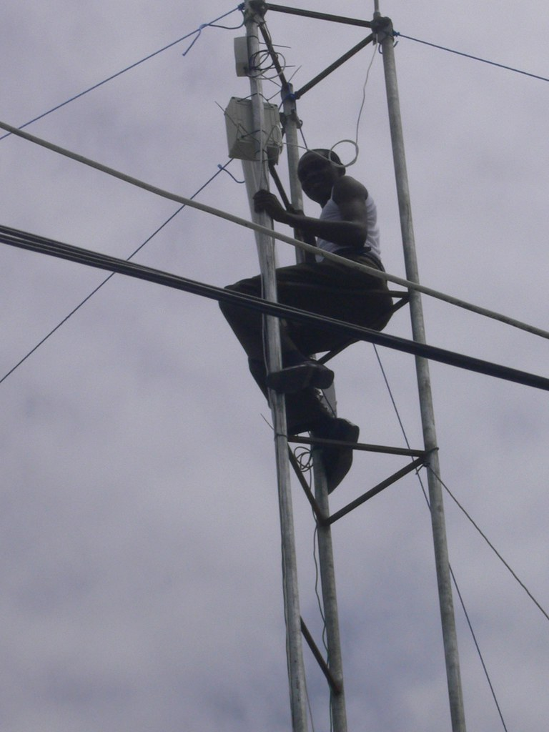 WODiV Wireless Mesh Network, Ghana, 2007
