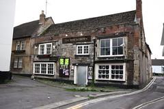 Chippenham, Rose & Crown (Clanger's England) Tags: uk england pub closed eu commercial wiltshire geo et poe ebb chippenham ebi oie wessex publichouse northwiltshire wbi southwestengland gradeiistarlistedbuilding wiltshirebuildingindex lbs462300
