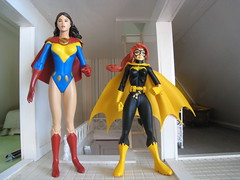 All-Star Super Lois and All-Star Batgirl