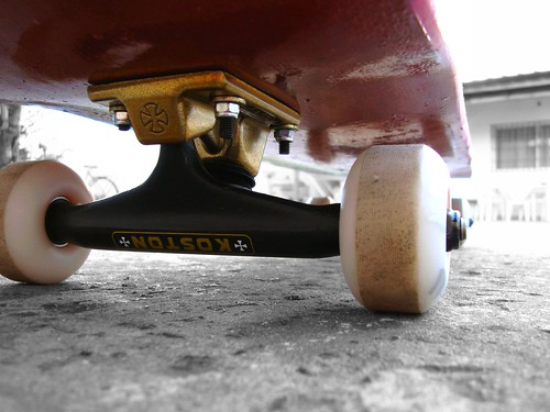 Skateboard by I am MaxaO, on Flickr