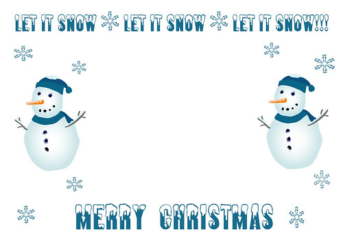 Christmas Card Templates Word Christmas Card Templates