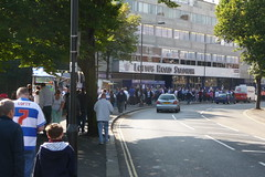 Loftus Road Stadium, London - Shepherd's Bush