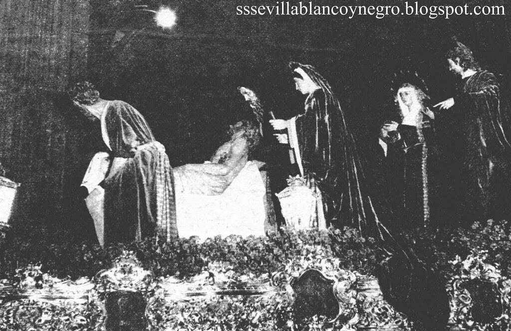 Misterio del Traslado al Sepulcro, 195..