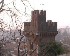 Udine, view from the Castle