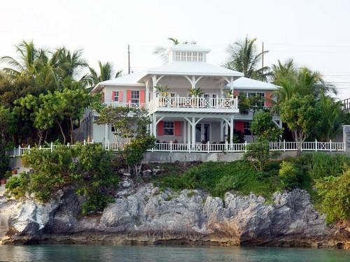 Sea Cliff, Russell Island - Spanish Wells, Eleuthera, Bahamas