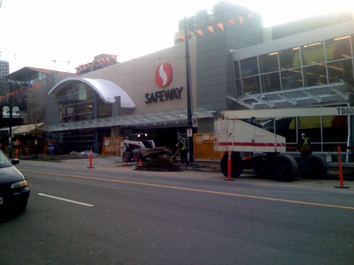 the new robson safeway