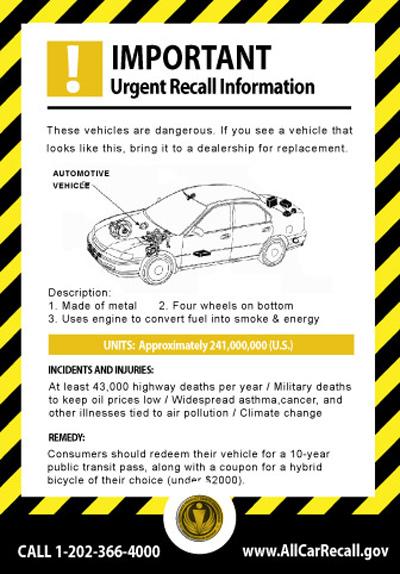 car recall