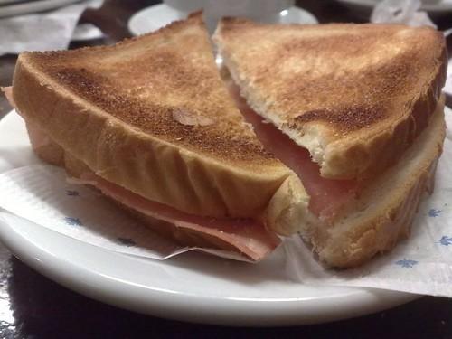 Bikini Sandwich