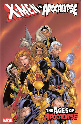 X-Men vs. Apocalypse, v. 2: Ages of Apocalypse cover