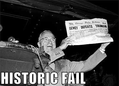 Historic fail