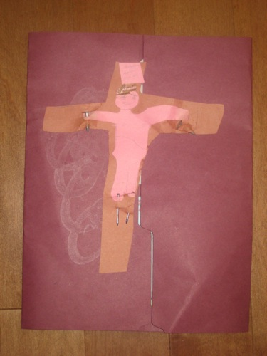 Jesus on the Cross Cover