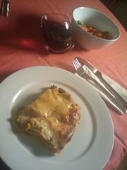 Butternut Spinach Pesto Squash Lasagna