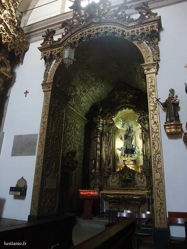 Capela da Igreja dos Carmelitas