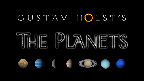 Gustav Holst's The Planets - opening still