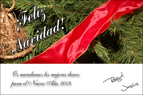 ¡Feliz Navidad! by Jesús Romero