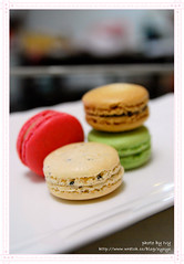 DSC_1419 (ivy_xyxyx) Tags: food dessert aoki macaron